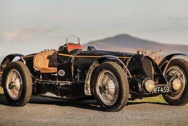 Der 10-Millionen-Pfund-Bugatti