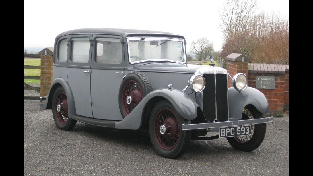 1934 Daimler 15hp.