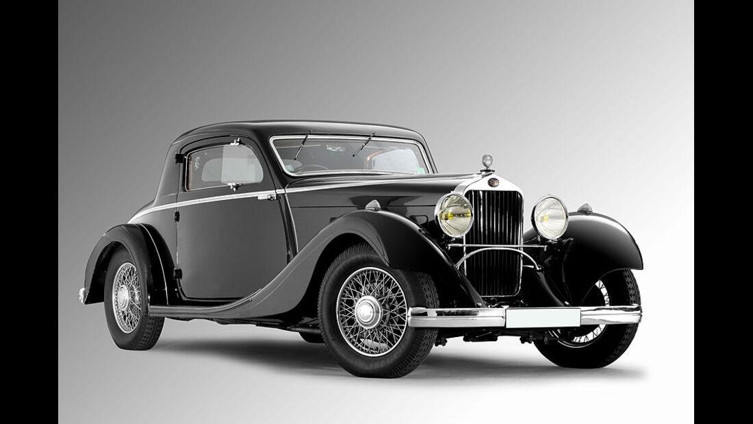 1934 Delage D6-11 Coupé S Brandone