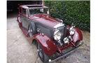 1934er Bentley 3½-litre Four-Door Sports Saloon
