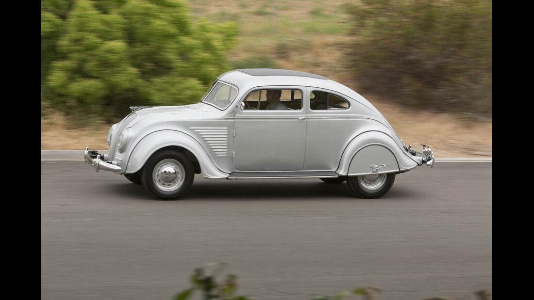 1934er DeSoto Airflow Coupe
