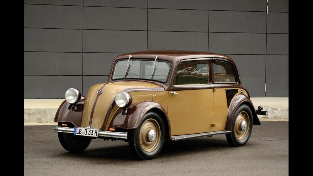1934er Mercedes-Benz 130 (W23) 2-Door Saloon