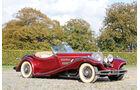 1934er Mercedes-Benz 500K Spezial-Roadster Replica
