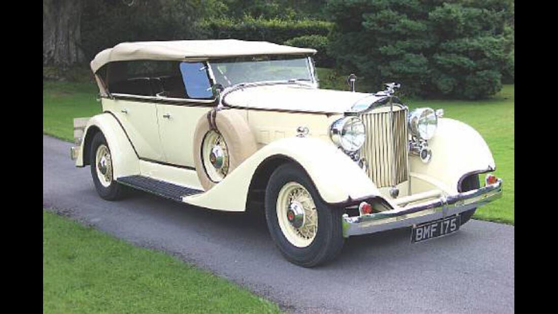1934er Packard Eight Eleventh Series 5