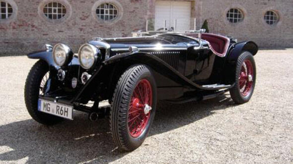 1934er Riley Imp