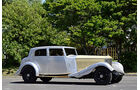 1934er Rolls-Royce Phantom II Continental Sports Saloon Project