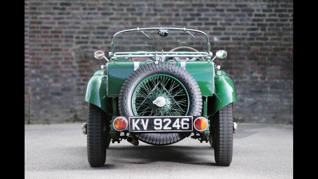 1934er Singer 1,5-Liter Le Mans Sports