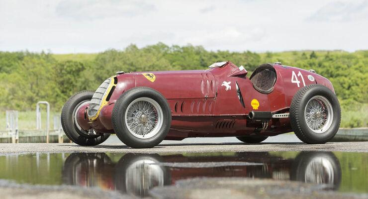 1935-36er Alfa Romeo 8C-35 Grand Prix Monoposto