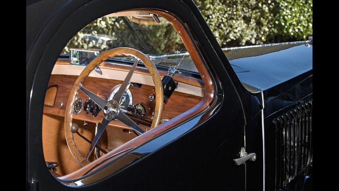 1935 Bugatti Type 57 Atalantw Prototype by Carrosserie Bugatti
