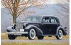 1935 Cadillac Series 30 Five-Passenger Town Sedan by Fleetwood