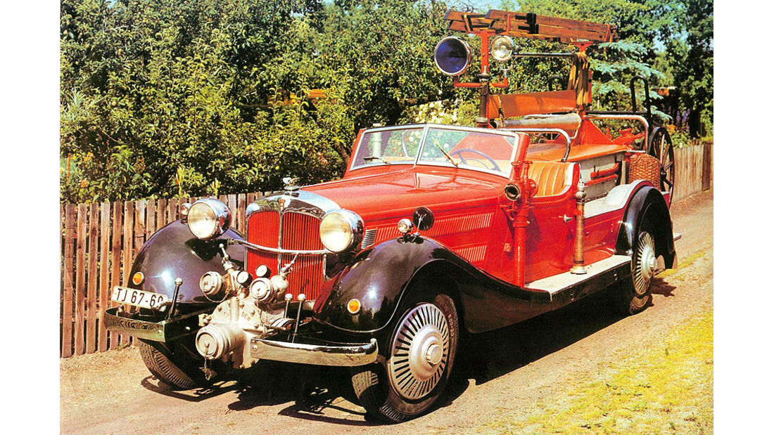 1935 Horch 853