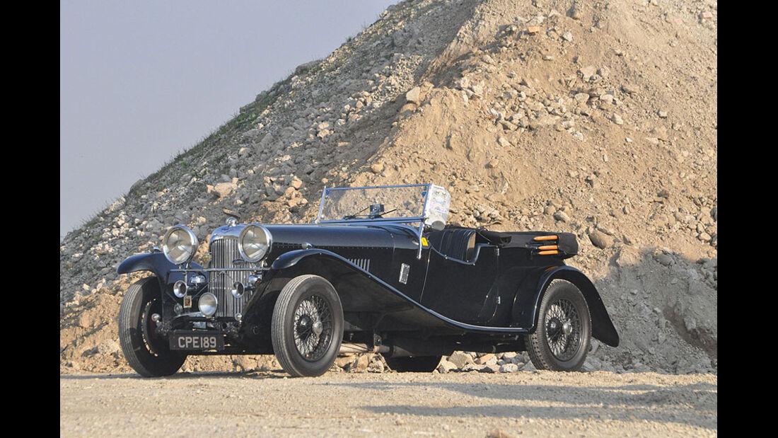 1935 Lagonda M45 teurer