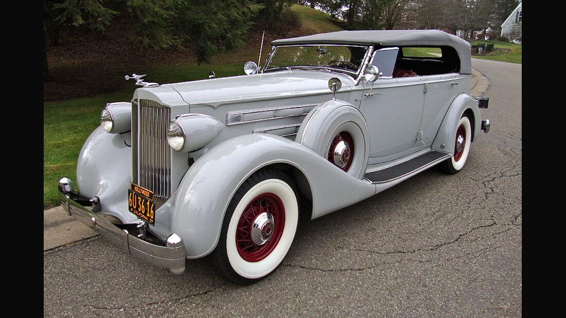 1935 Packard Twelve Five-Passenger Phaeton