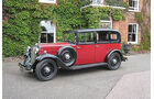 1935er Armstrong-Siddeley 17hp Saloon