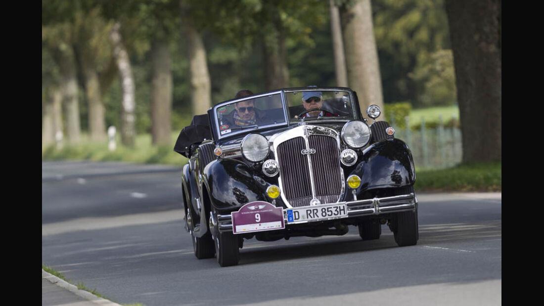 1935er Horch Sportcabriolet 853