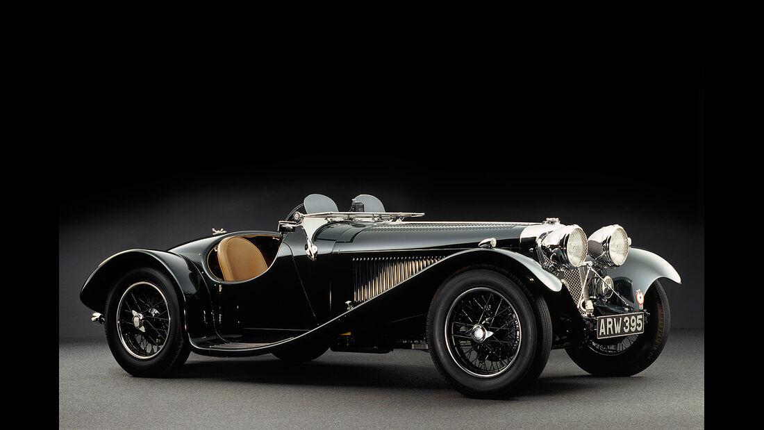 1935er Jaguar S.S: 90 Prototype