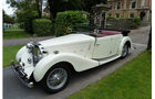 1935er MG SA Tourer