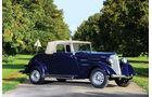 1935er Plymouth PE Convertible Coupe