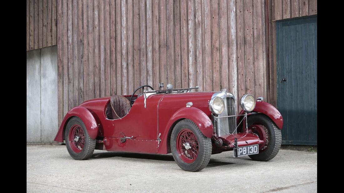 1936 Lagonda Rapier Granville Grenfell Supercharged Sports