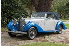1936er Bentley 4 1/4 Litre Drophead Coupé