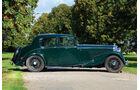 1936er Bentley 4-1/4 Litre Sports Saloon