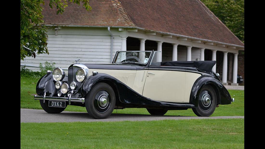 1936er Bentley 4¼-Litre Drophead Coupé