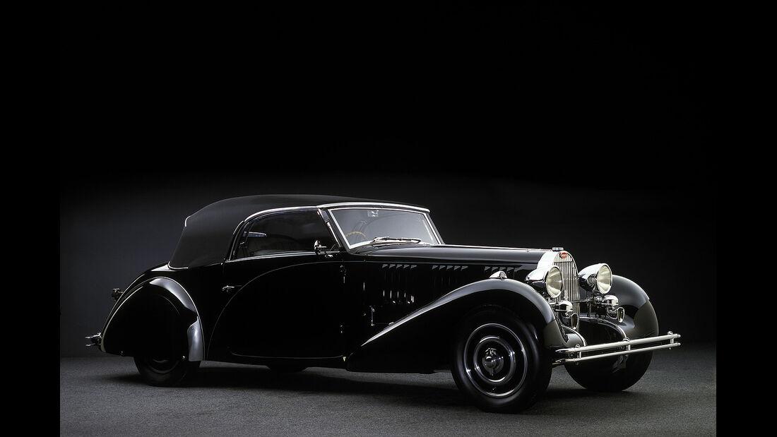 1936er Bugatti Typ 57 Cabriolet Graber
