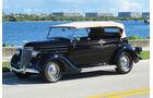 1936er Ford Two-Door Custom Phaeton