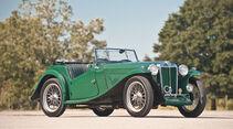 1936er MG TA Roadster