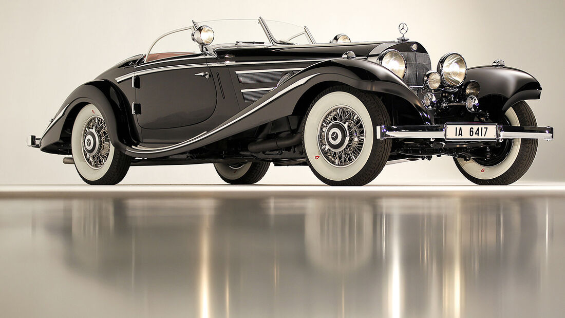 1936er Mercedes-Benz 540 K Special Roadster