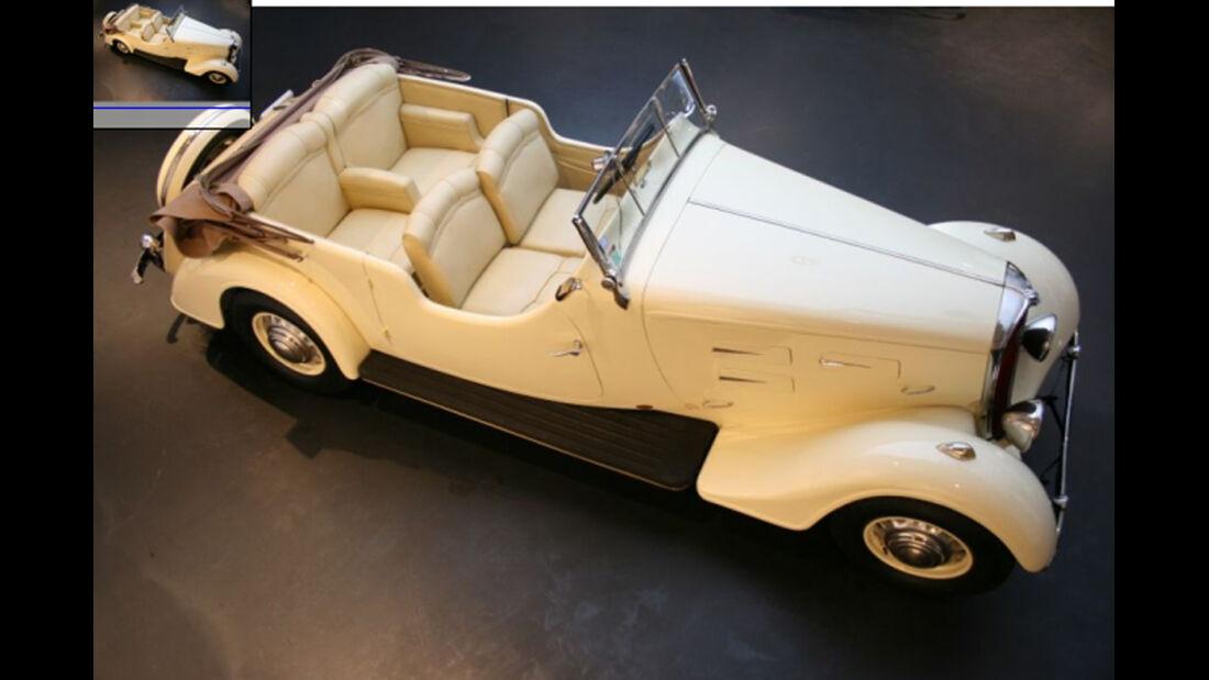 1936er Peugeot 601 D Torpedo Grand Sport TM