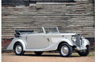1936er Railton Eight MkII Drophead Coupe