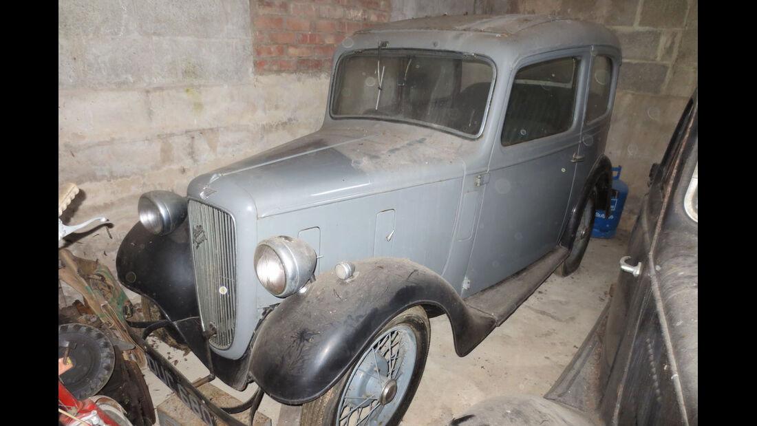 1937 Austin Seven Ruby Type ARR
