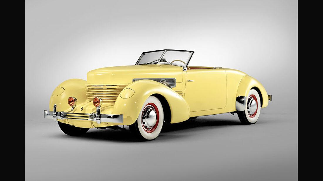 "1937 Cord 812 SC ""Sportsman"" Convertible Coupe"