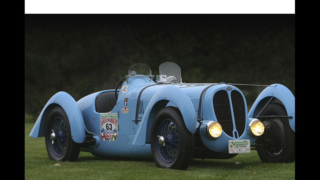 1937 Delahaye Type 135C Grand Prix Recreation
