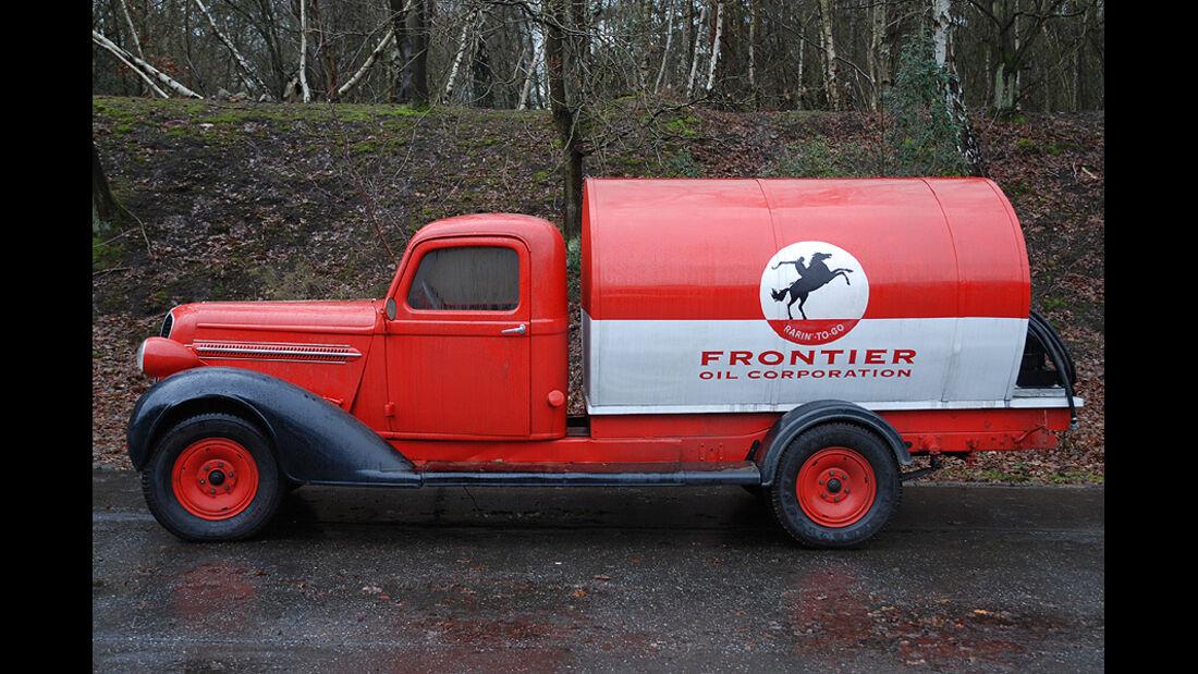 1937DodgeTanker Truck