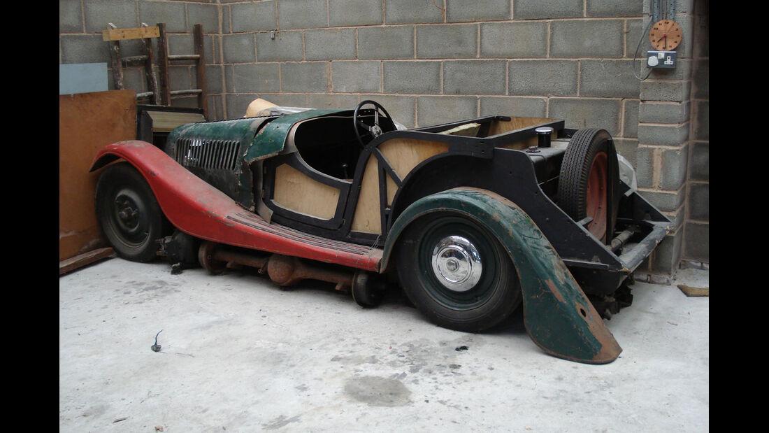 1937 Morgan 4/4 Roadster Project