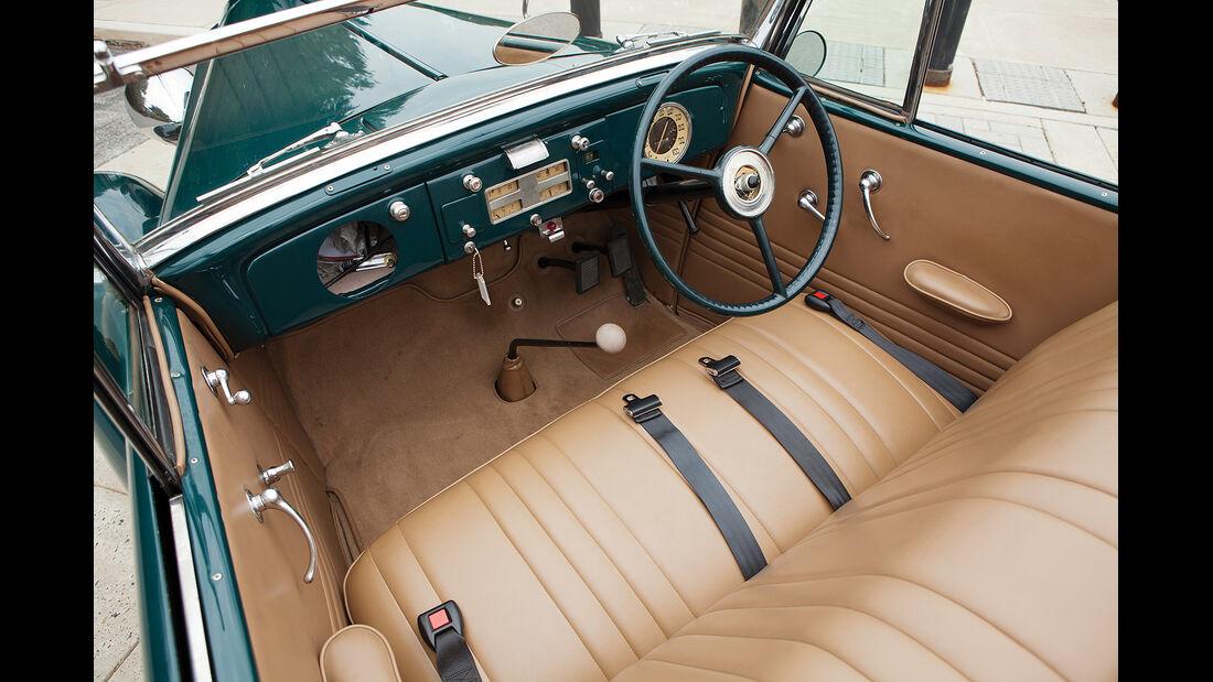 1937 Packard Six Rumble Seat Roadster