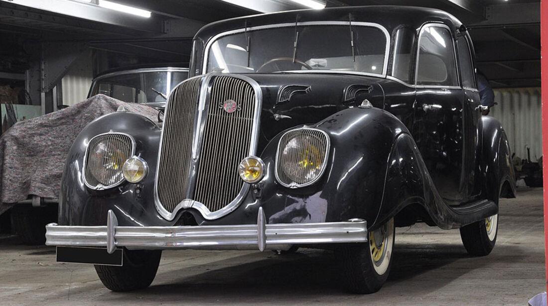 1937 Panhard X77 Dynamic Berline