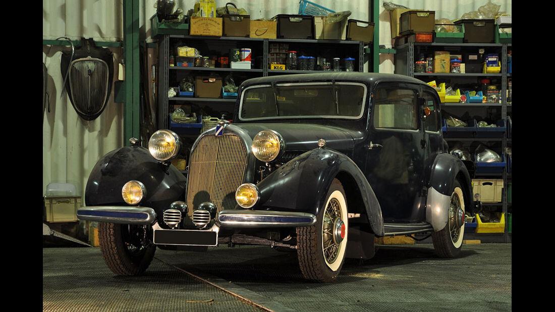 1937 Talbot T10 B Coach