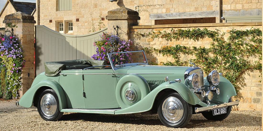 1937er Bentley 4¼-Litre All Weather Tourer