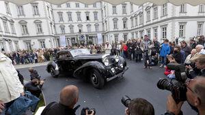 1937er Bentley 4 ¼ Litre Vesters & Neirink Fixed Head Coupé