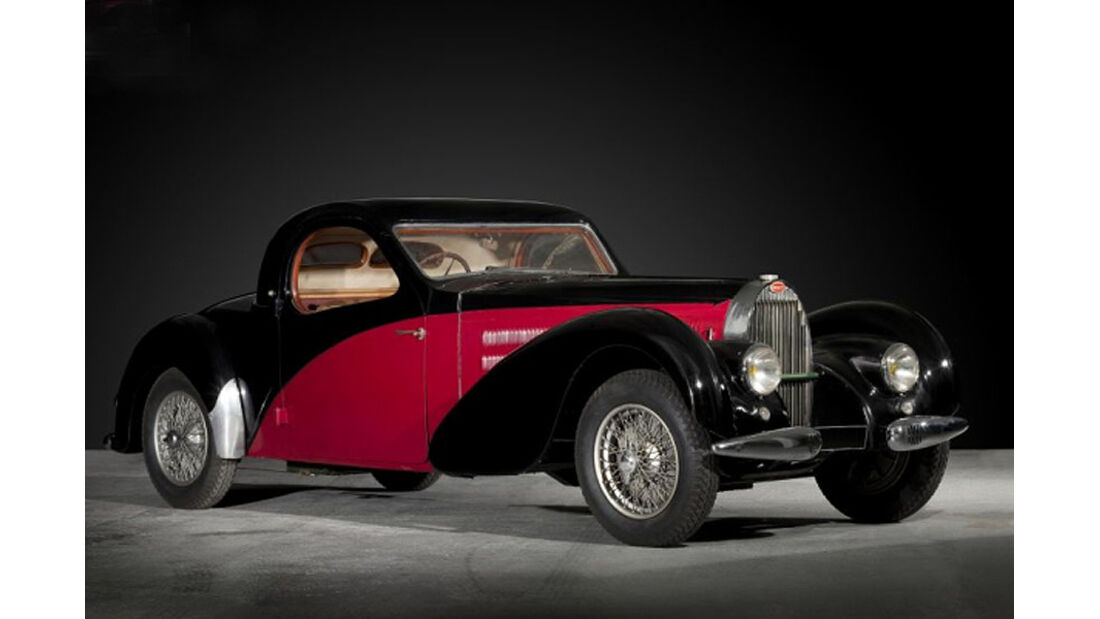 1937er Bugatti Type 57 Catalante