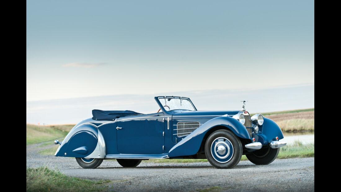 1937er Bugatti Type 57 Stelvio Cabriolet