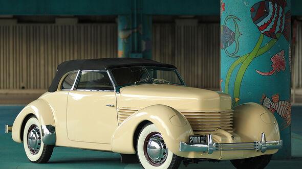 1937er Cord 812 Phaeton