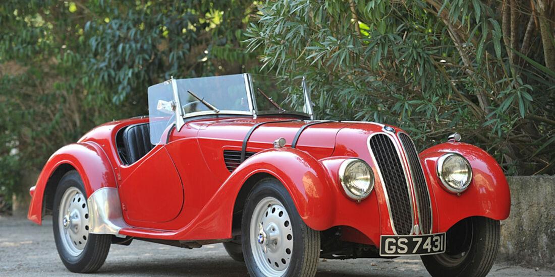 1937er Frazer-Nash BMW 328 Roadster