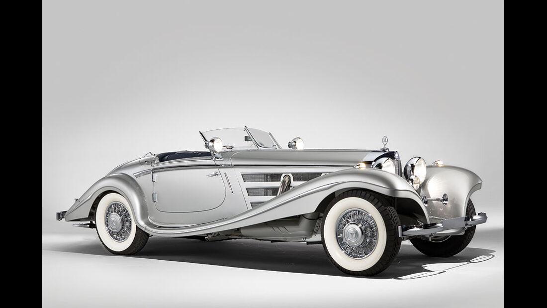 1937er Mercedes-Benz 540 K Spezial Roadster