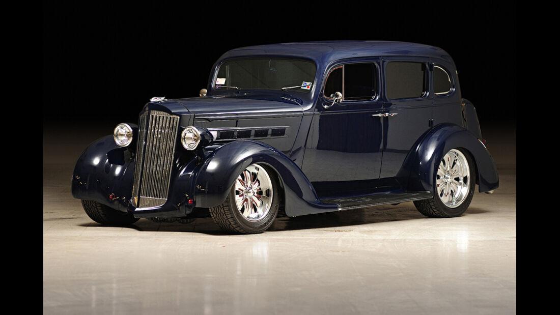 1937er Packard Six Touring Sedan Hot Rod
