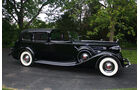 1937er Packard Twelve All-Weather Town Car