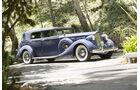 1937er Packard Twelve Cabriolet